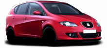 Seat Altea  model XL typ 5P