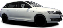 Skoda Rapid (NH 2012-) Spaceback