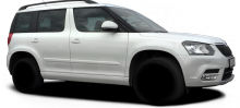 Skoda Yeti  typ 5L facelift City