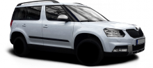 Skoda Yeti  typ 5L facelift Outdoor