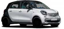 Smart ForFour II typ 451