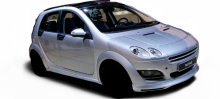 Smart ForFour  typ 454 Brabus
