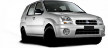 Subaru Justy (NH 2003-2007)