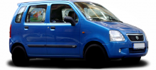 Suzuki Wagon R  typ MM