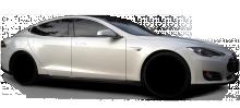 Model S jant dene