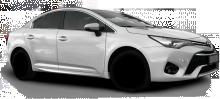Avensis jant dene