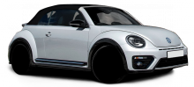 VW Beetle Dune (16A 2014-) Cabrio