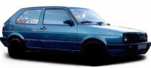 VW Golf II typ 19E