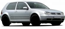 VW Golf IV typ 1J 3 door