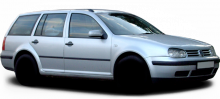 VW Golf IV typ 1J Variant