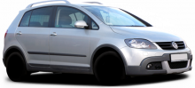 VW Golf V Plus typ 1 KP model Cross