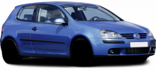 VW Golf V typ 1K 3 door