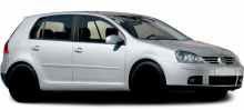 VW Golf V typ 1K 5 door