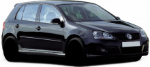 VW Golf V typ 1K GT GTI R32