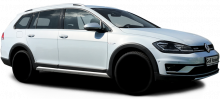 VW Golf VII Alltrack (AU 2017-)