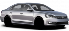VW Passat (3C 2005-2014) Limousine facelift 2010 US Version
