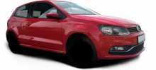 VW Polo (6R 2009-2017) model 2014 3 door