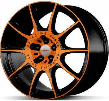 Speedline SL2 Orange